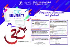Le CIC UL, c'est 30 ans au service de l'excellence