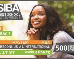 Des bourses d'étude à gogo à l'ESIBA